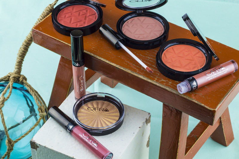 """OFRA's NEW """"Island Time"""" Collection is sure to give you a beach state of mind no matter where the summer takes you."""