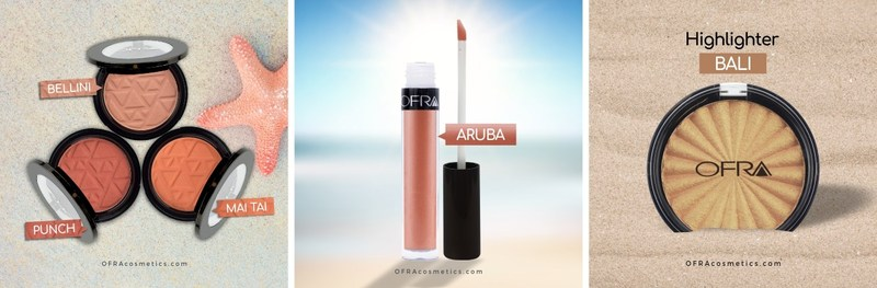 Get tropical with OFRA's newest must-have collection!