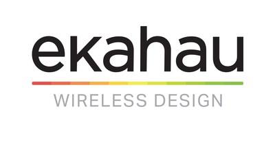 Ekahau Logo (PRNewsfoto/Ekahau, Inc.)