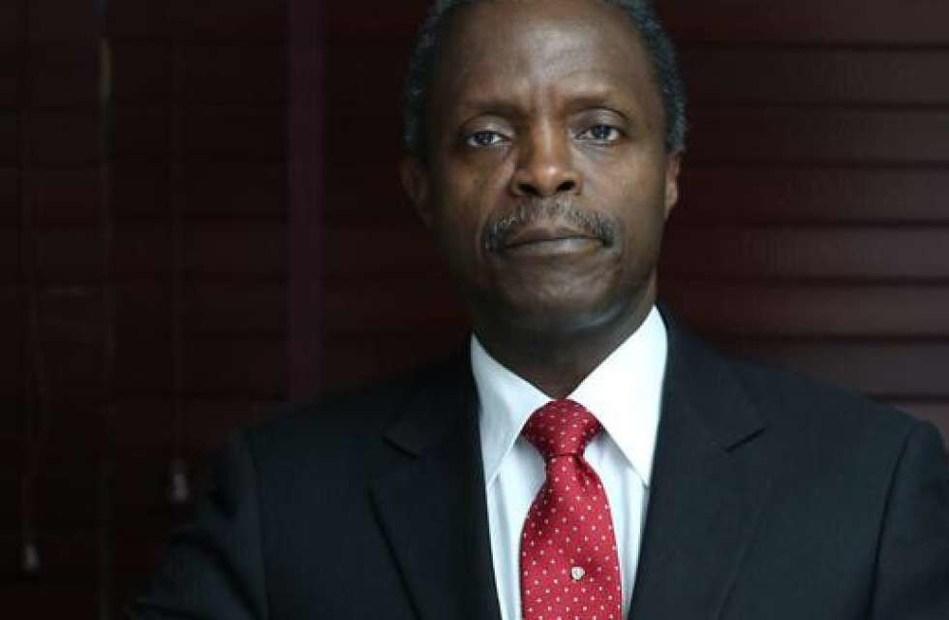 Acting President Yemi Osinbajo, SAN (PRNewsfoto/Office of the Acting President O)