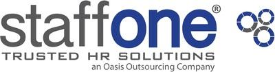 Staff One HR Logo (PRNewsfoto/Staff One HR)