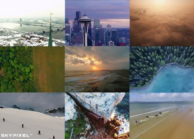 2017 SkyPixel Video Contest Showcases Stunning Aerial Footage From Around The World