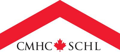 Logo SCHL (Groupe CNW/Société canadienne d'hypothèques et de logement)