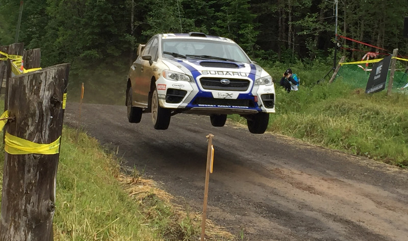 Victory for SRTC in Baie des Chaleurs (CNW Group/Subaru Canada Inc.)