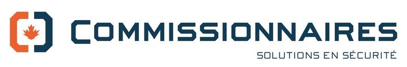 Logo : Commissionnaires - division du Québec (Groupe CNW/Corps canadien des commissionnaires - Division du Québec)
