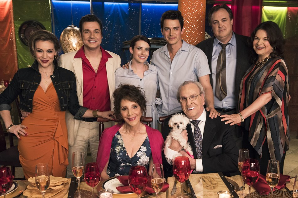 Little Italy Cast Photo (CNW Group/First Take Entertainment)