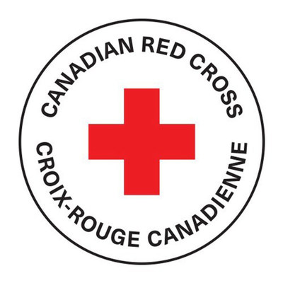 Croix-Rouge canadienne (Groupe CNW/Croix-Rouge canadienne)