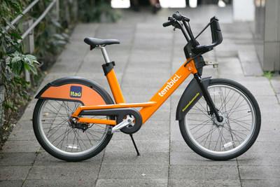 La Bicicleta FIT de PBSC estará rodando en Brasil a partir de septiembre de 2017