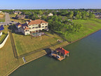 Luxury Auction® Date Approaches for Impressive Lakefront Mansion in Outer Dallas, TX