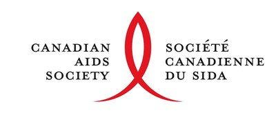 Logo: Canadian AIDS Society (CNW Group/Canopy Growth Corporation)