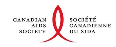 Logo : Société canadienne du sida (Groupe CNW/Canopy Growth Corporation)