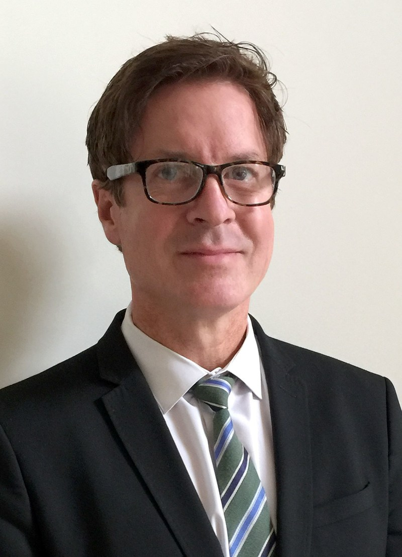 Cameron Funk is CEO of innogy e-mobility US LLC