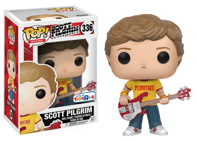 POP! Movies®: Scott Pilgrim - Scott Plumtree Tee from Funko
