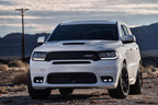 Dodge Announces Pricing for 2018 Dodge Durango SRT: America's Fastest, Most Powerful and Most Capable Three-Row SUV