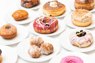Doughnut Festival at Dufferin Mall (CNW Group/Dufferin Mall)