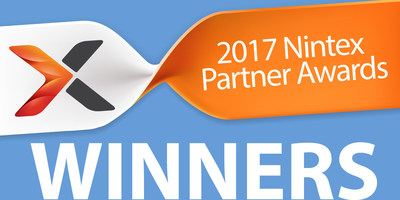 Nintex Announces 2017 Nintex Partner Award Winners