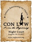 Support Houston Charities, Come see Night Court's Con Law - From the Beginning