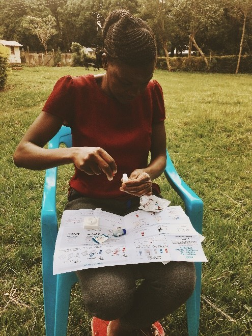 INSTI HIV Self Test Receives Global Fund Classification for Procurement (CNW Group/bioLytical Laboratories)