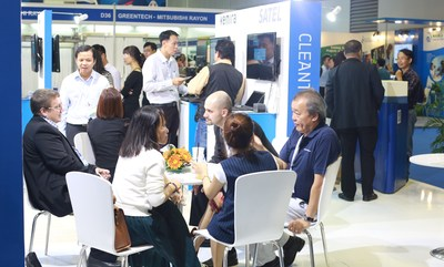VIETWATER 2017: 90% Booth Spaces Booked by Leading Water Companies