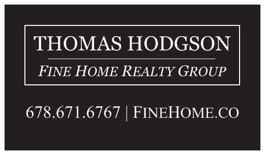 Thomas Hodgson Earns Certified Luxury Home Marketing Specialist And Million Dollar Guild