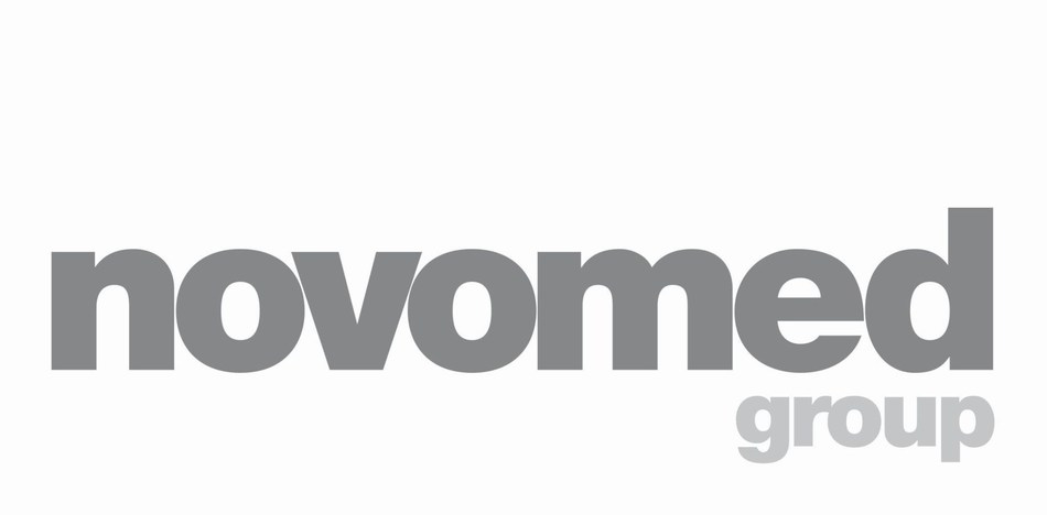 Novomed Group Logo (PRNewsfoto/Novomed Group)