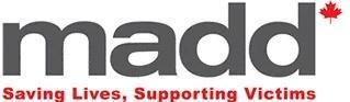 Logo: MADD Canada (CNW Group/Uber Canada)