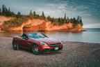 Mercedes-Benz Canada a livré un total de 26 473 unités jusqu'à présent en 2017, soit 9,9 % de plus que durant la même période de 2016. (Groupe CNW/Mercedes-Benz Canada Inc.)