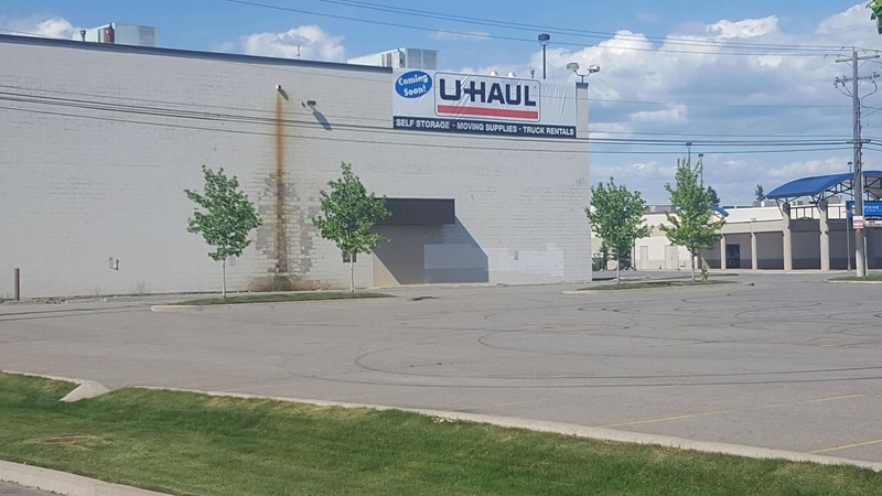 U-Haul® is applying its adaptive reuse practices to the former University City Mall JCPenney® property to make do-it-yourself moving products and services more accessible to Spokane Valley residents.