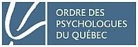 Logo : Ordre des psychologues du Québec (Groupe CNW/Ordre des psychologues du Québec)