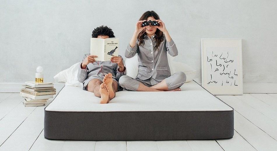 Casper: Generation Bed Awakens in Britain (PRNewsfoto/Casper)
