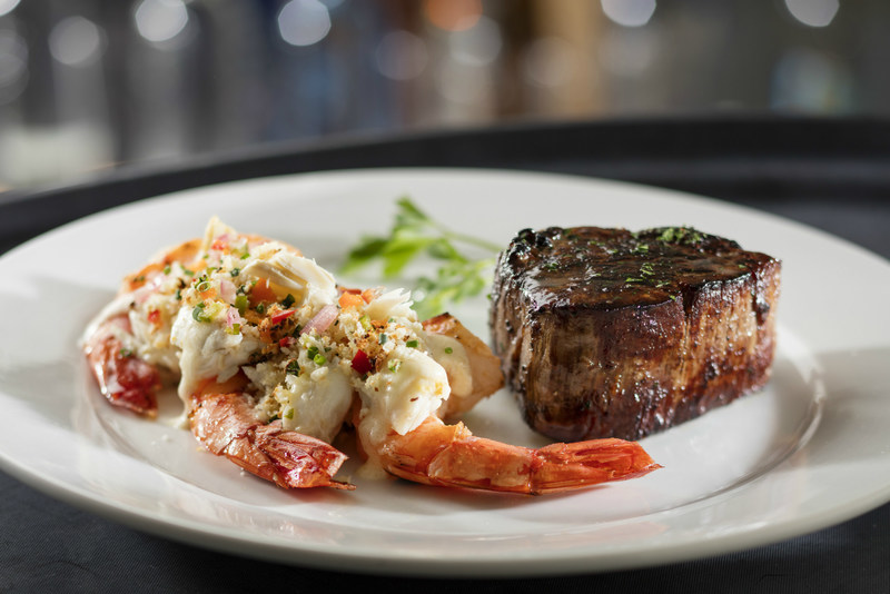Eddie V's Prime Seafood is just one of more than 100 fine dining restaurants offering three-course, prix fixe meals for just $35 per person during Visit Orlando's Magical Dining Month, sponsored by American Express, Aug. 25 – Oct. 1.