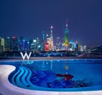 W Hotels Electrifies The Shanghai Skyline With The Debut Of W Shanghai - The Bund