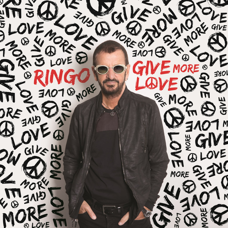 "Today Ringo Starr celebrates his birthday at Capitol Records. Family, friends and fans will join Starr in front of the Capitol Tower in a noon ""Peace & Love"" salute, while there are satellite salutes and events happening all over the world, many of which can be streamed at https://www.facebook.com/ringostarrmusic. Ringo also reveals details of his 19th solo album, 'Give More Love,' which will be released by UMe on digital and CD formats on September 15, with vinyl to follow on September 22."