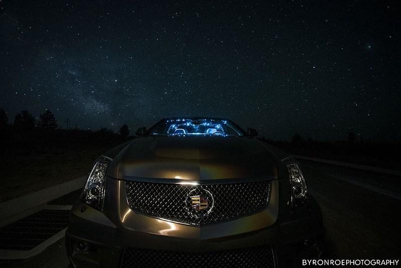 Cadillac CTS-V StarFire Headliner