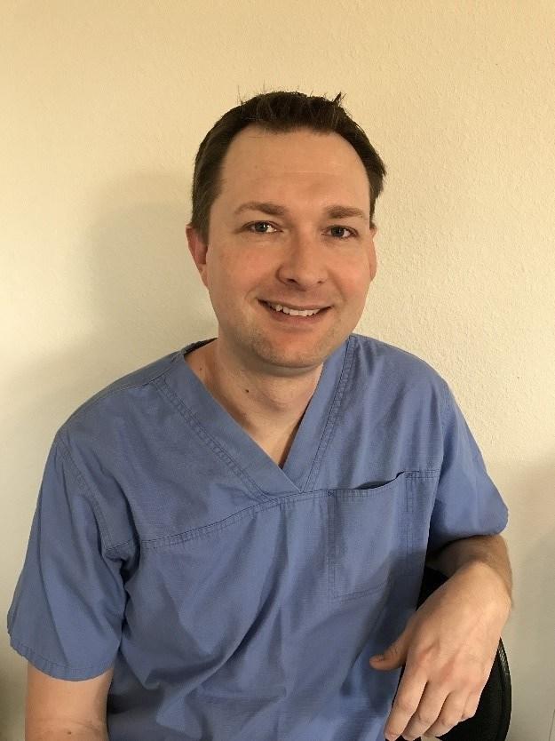 Dr. Nathan Galloway of Bliss Dental & Orthodontics