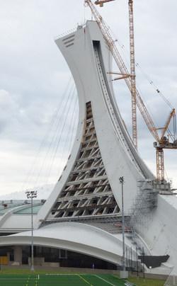 Démantèlement (Groupe CNW/Parc olympique)