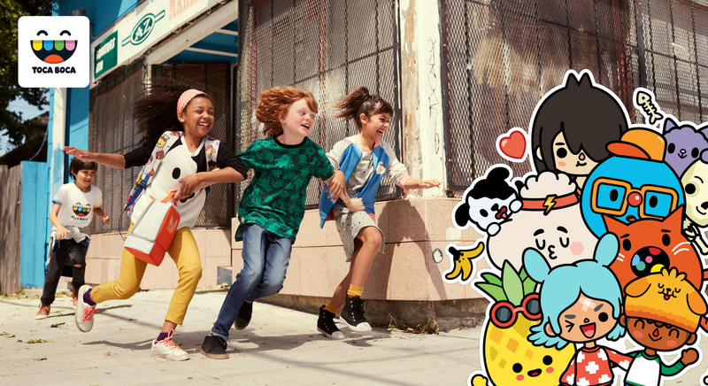 Toca Boca Announces Its First-Ever Collection of Consumer Products Available Exclusively at Target