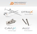 Providence Medical Technology Announces Publication of Two New Studies Supporting Tissue-Sparing Posterior Cervical Fusion