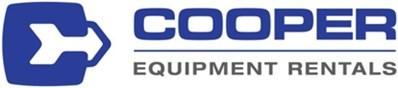Cooper Equipment Rentals Ltd. is a full-service construction equipment rental company, servicing contractors across Canada (CNW Group/Cooper Equipment Rentals Limited)