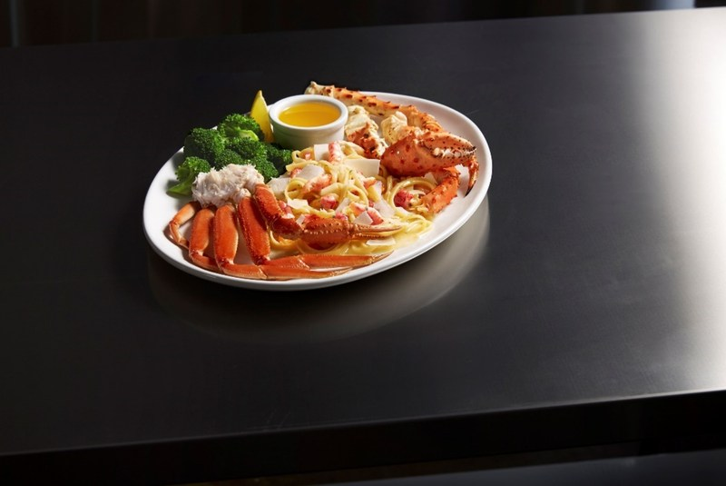 Crab Lover's Dream® is back at Red Lobster® for Crabfest®, giving guests a variety of preparations and types of crab all on one plate.