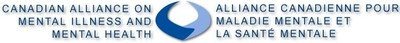 Logo: Canadian Alliance on Mental Illness and Mental Health (Groupe CNW/Alliance canadienne pour la maladie ...