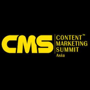 Content Marketing Summit Asia