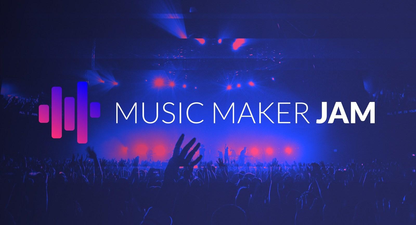 jam social music creation app just hit 5 million registered users. Black Bedroom Furniture Sets. Home Design Ideas