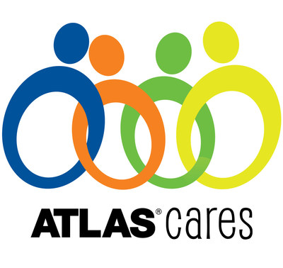 In 2007, Sam and Nada Simon created Atlas Cares, a team member sponsored program where Atlas Oil employees, customers and suppliers, have helped numerous organizations through both financial donations and direct involvement. (PRNewsfoto/Simon Group Holdings)