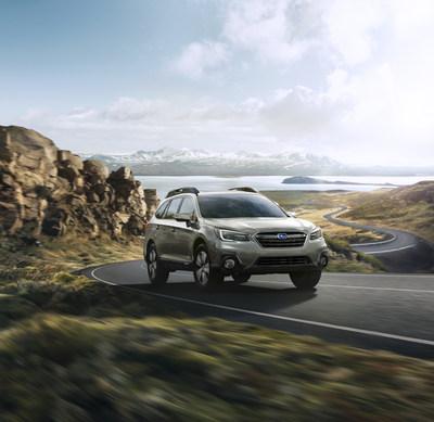 Subaru Outback 2018 (Groupe CNW/Subaru Canada Inc.)