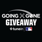 TuneIn Celebrates MLB All-Star Week with the TuneIn MLB Going Gone Giveaway during the T-Mobile Home Run Derby