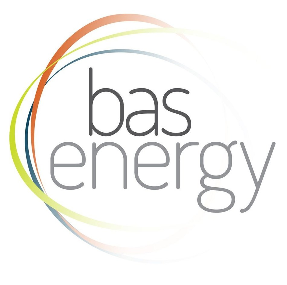 BAS Energy logo (PRNewsfoto/BAS Energy)
