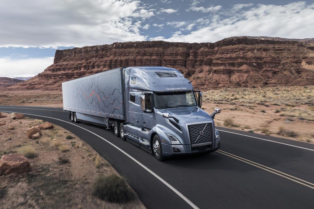 Volvo Trucks Unveils Highly Anticipated New VNL Series