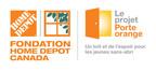 La Fondation Home Depot Canada (Groupe CNW/La Fondation Home Depot Canada)