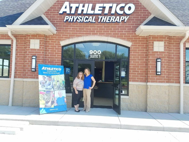 Athletico Carbondale is conveniently located in the same strip mall as Sunny Street Café, across the street from Auffenberg of Carbondale.